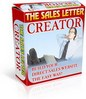 Thumbnail Sales Letter Creator - Build Your Direct Sales Website The E