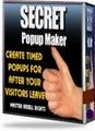 Thumbnail Secret Popup Maker