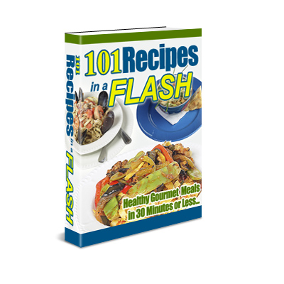 Product picture 101 Recipes in a Flash!