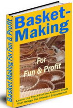 Product picture Basket Making For Fun And Profit - A-Z of the Ancient Craft