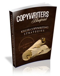 Product picture The Copywriters Blueprint - The Complete Guide To Instant Co