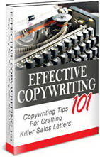 Product picture Effective Copywriting 101