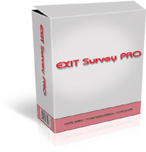 Product picture Exit Survey Pro - Increase Your Sales, Get More Subscribers