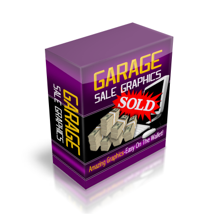 Product picture Garage Sale Graphics