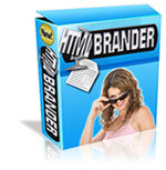 Product picture HTML Brander - Create a Branded Website for Affiliates With