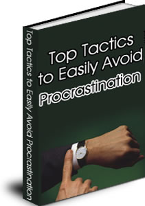 Product picture Top Tactics To Easily Aviod Procrastination