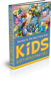 Product picture Kids Birthday Parties