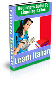 Product picture Learn Italian - Beginners Guide to Learning Italian