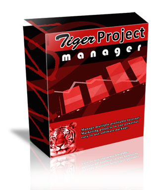 Product picture Tiger Project Manager