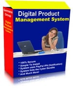 Product picture Digital Product Management System