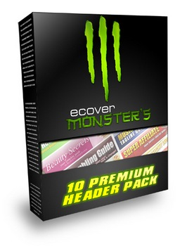 Product picture Ecover Monster