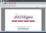Product picture eWriterPro Professional eBook Creator