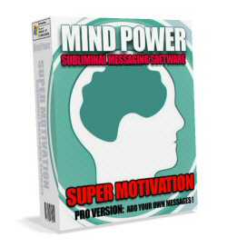 Product picture Mind Power Subliminal Message Software