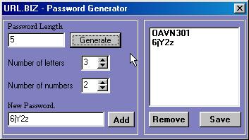 Product picture Password Saver